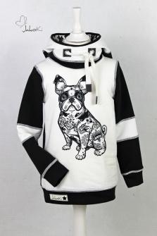 Französische Bulldogge auf MiniMe - Modell/Foto JakoKi