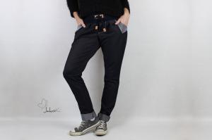 Fashionjogger Lev   Modell/Foto JakoKi - Kirsten Heuter