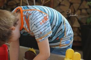 Casual Raglan mit Turtle   Modell/Foto JakoKi, Kirsten Heuter