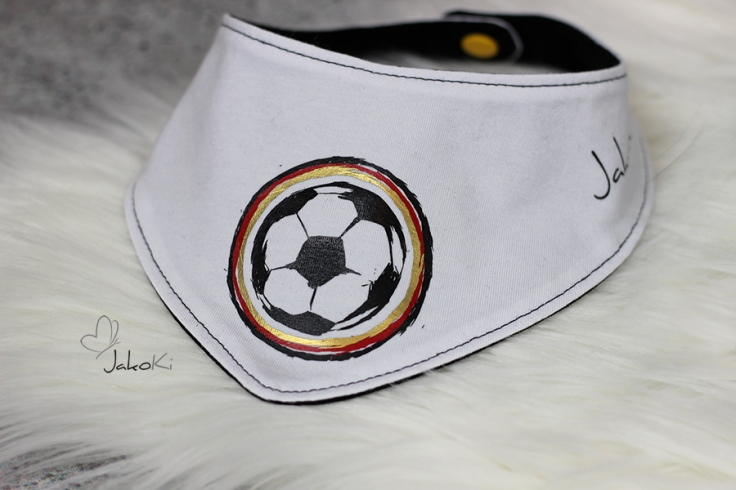 Babyset Fußball WM 2018 | Modell/Foto JakoKi