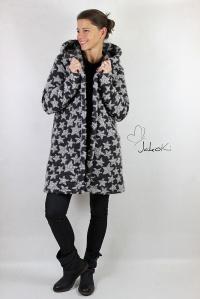 Jacke Minna aus Ribana   Modell/Foto JakoKi